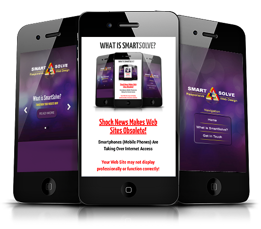 Mobile Website Design Solutions